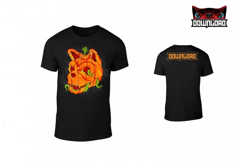 Download Pumpkin Halloween T-shirt