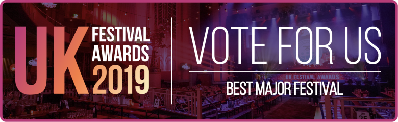 UK Festival Awards 2019 - Vote for us