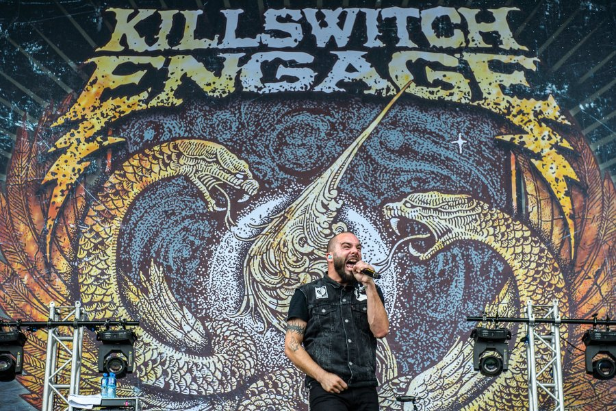 5 Reasons Why Killswitch Engage Are Unmissable Live