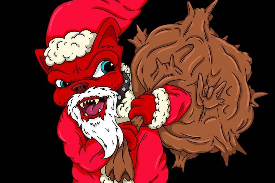 We asked, you drew! Check out Download Dog Festive Fan Artwork