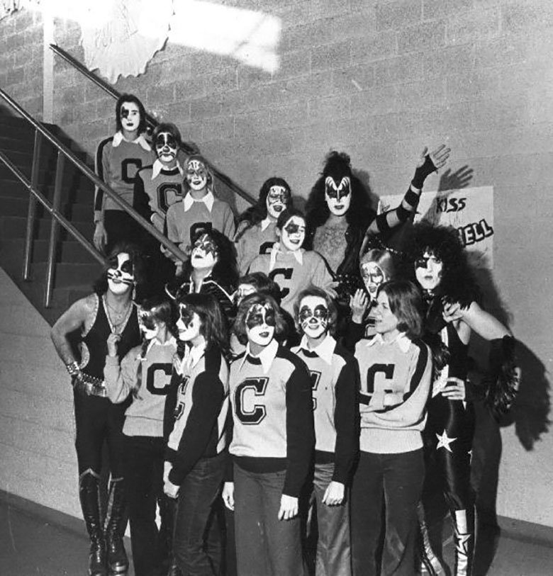 KISS-High-School