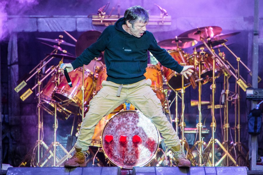 Everything To Expect From Iron Maiden's Legacy Of The Beast Headline Show