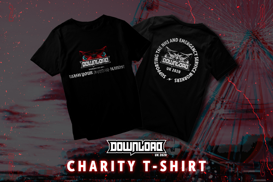 Special Edition Charity T-Shirt On Sale Now!