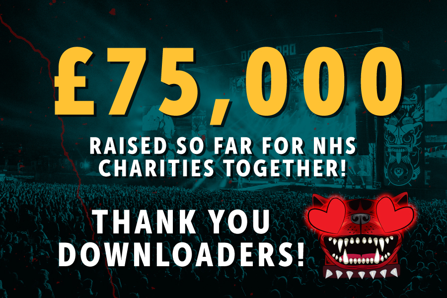 Charity T-Shirt Raises Over £75,000 For The NHS!