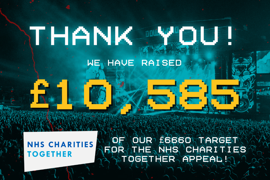 £10,585 Raised From Download TV!