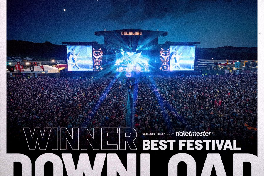 Download 2019 Wins Best Festival At The Heavy Music Awards!