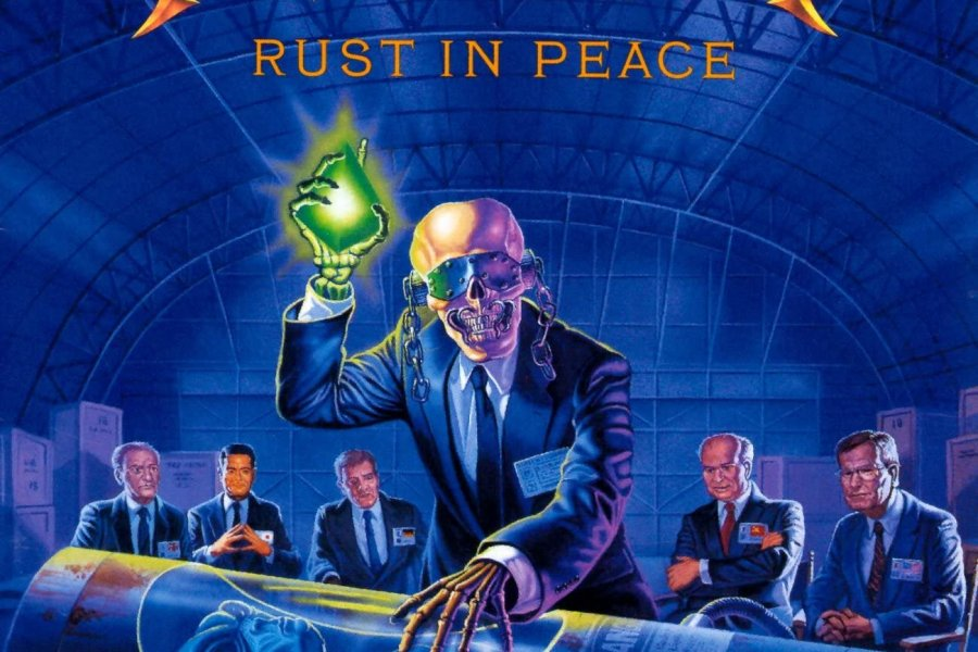30 Years Of Megadeth's 'Rust In Peace'